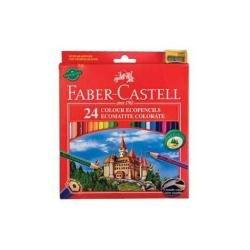 87 opinioni per Faber Castell 120124 Matite Colorate, Confezione 24