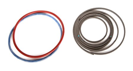 ACDelco 24232073 GM Original Equipment Automatic Transmission 2-4 Band Servo 2nd Apply Piston Fluid Seal Kit