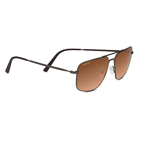 Serengeti Agostino Sunglasses, Large