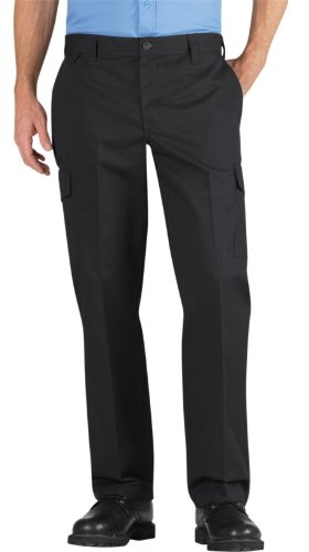 LP537 Dickies Ultimate Server Cargo Pant BLACK 36X32