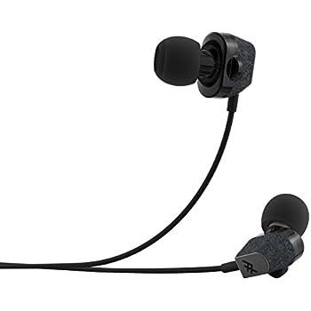 ebbf14f658e iFrogz Audio - Impulse Duo - Dual Driver Bluetooth Earbuds - Charcoal/Black