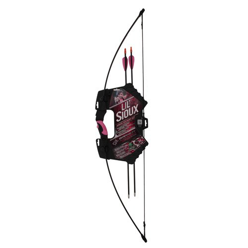 Barnett Crossbows - 1071P Lil Sioux Recurve Set - Pink