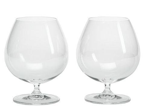 Riedel Vinum Leaded Crystal Brandy Cognac Glass, Set of 4