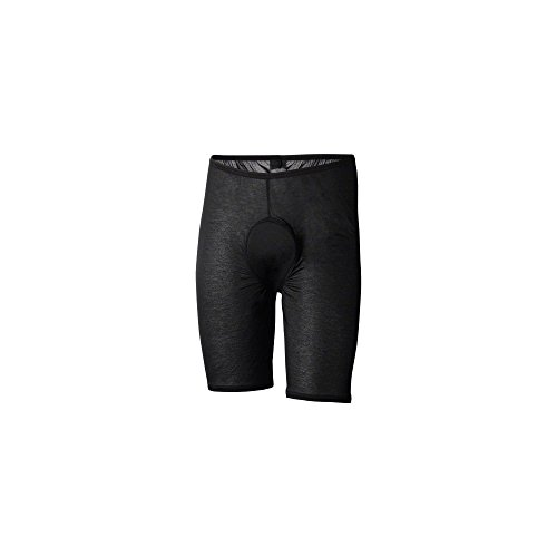 Andiamo Men's Padded Skins Short Liner: Black, ()