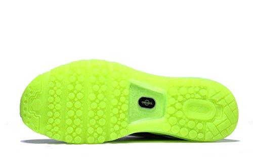 OneMix, Scarpe da corsa uomo, multicolore (Blue Green), 40 EU