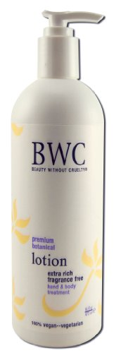 Beauty without Cruelty Extra Rich Fragrance Free Hand and Body Lotion - 16 fl oz from Beauty Without Cruelty