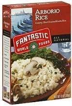 Fantastic Foods Arborio Rice -- 12 oz
