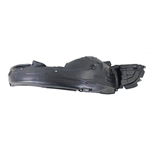 (Koolzap For 10-14 Legacy Sedan Front Splash Shield Inner Fender Liner Panel Passenger Side)