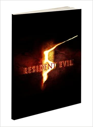 Resident Evil 5 The Complete Official Guide Prima Game Guides Piggyback 9780761561613 Amazon Books
