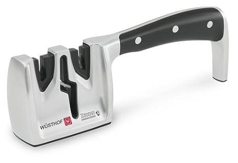 Amazon.com: Wüsthof Ikon – Afilador de cuchillos y tijeras ...