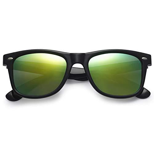 4faf7a792df60 Polarspex Polarized 80 s Retro Classic Trendy Stylish Sunglasses for Men  Women - Buy Online in Oman.