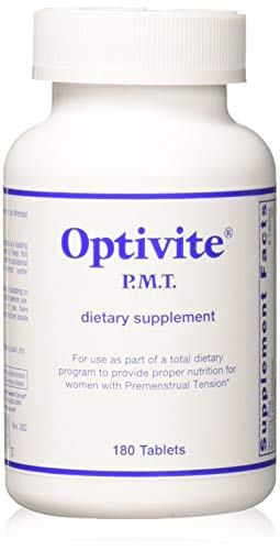 Optivite Pmt for Women 180 Tablets (3 Pack) (Best Diet For Acne Sufferers)