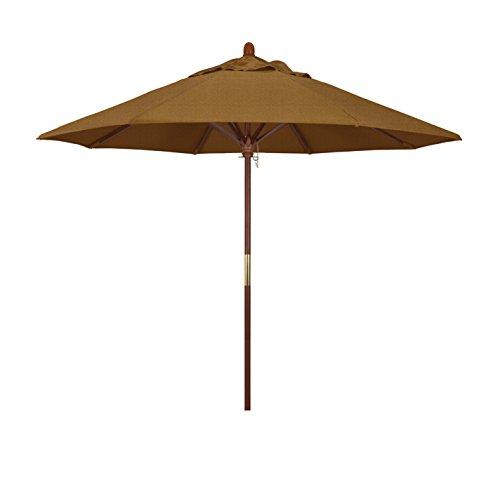 California Umbrella Hardwood Stainless Hardware