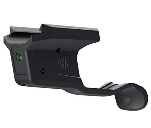 Sig Sauer LIMA365 Laser Sight, P365, Compact, Green, Black by Sig Sauer