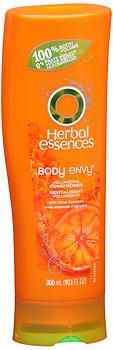 Herbal Essences Volumizing Conditioner - Body Envy - Net Wt. 10.1 FL OZ (300 mL) Per Bottle - Pack of 3 Bottles