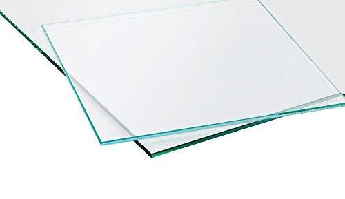 Vitrazza Glass Deskguard Blotter 24