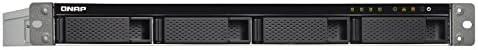 Unidad Raid Unidad de Disco Duro, SSD, Serial ATA III, 2.5,3.5, 0, 1, 5, 6, 10, JBOD, FAT32,HFS+,NTFS,ext3,ext4, Annapurna Labs QNAP TS-432XU NAS Bastidor 1U Ethernet Negro