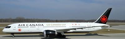 Gemini Jets Air Canada B787-9 Go Canada Go C-FRTG 1:400 Scale Model Die-Cast Part# (Canada Aircraft Replica)