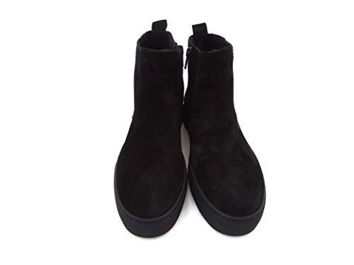 Nero Interno Frau Camoscio Sneakers In Caldo Donna 40d8 40d8 Tqww7YZSr