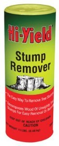hi-yield-stump-remover