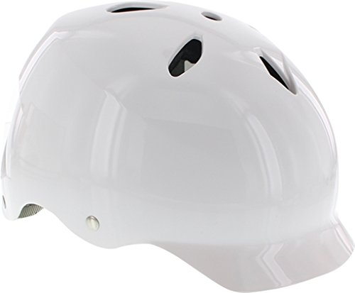 Bern Lenox Gloss White Small Women's Helmet