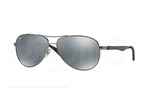 Ray Ban RB8313 004K6 58mm Sunglasses - Size: 61--13--140 - Color: - Ban Ray Rb8313