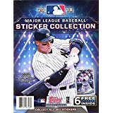 2018 Topps MLB Baseball Sticker Collection Album (MINOR COVER DEFECTS)