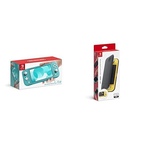 Nintendo Switch Lite + カバー