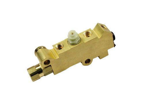 Disc Proportioning Valve - The Right Stuff PV71 Front Disc Conversion Proportioning Valve