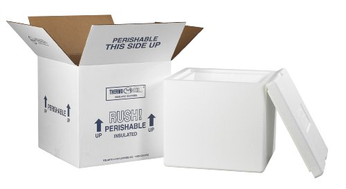b0b4de722305 Aviditi 230C Insulated Shipping Kits, 12