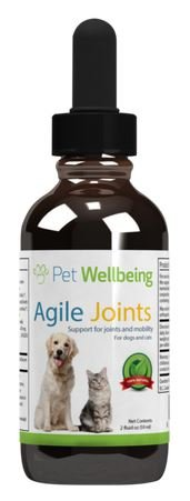 Pet Wellbeing - Agile Joint 4oz for Canines by Pet Wellbeing