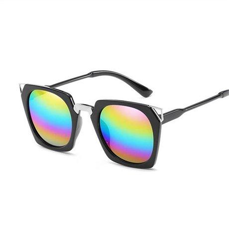 de de para sol de sol moda sol Multi de vendimia de Gafas de tamaño Gafas de Rosa diseñador Gafas gran marca cuadradas la GGSSYY de la mujer wqIn7avx