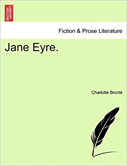 Book Jane Eyre.