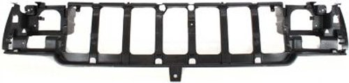 Crash Parts Plus Front Header Headlight Grille Mounting Panel for 1996-1998 Jeep Grand ()