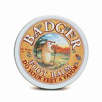 - Badger Foot Balm 2oz tin, 2 oz - 2pc