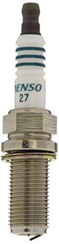 Denso (5750) IKH01-27 Iridium Racing Spark Plug, (Pack of -