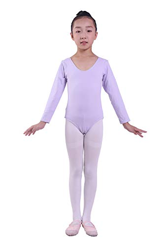 a2e187e9226b Gymnastics Long Sleeve Leotard - Trainers4Me