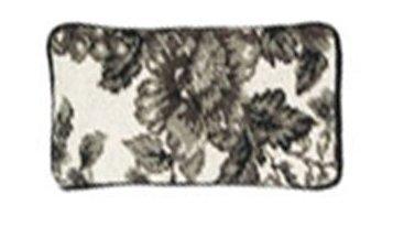 123 Creations C535EG-3.5x7 in. A-Toile-Black Needlepoint Eyeglasses (Design Needlepoint Wool)