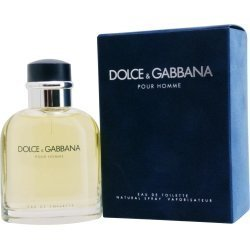 Dolce & Gabbana Pour Homme 2.5oz EDT Spray