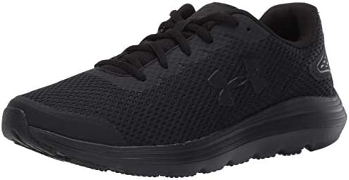 Avere a che fare con jeans macchia  Under Armour UA Surge 2, Men's Running Shoes, Black, 9 UK/44 EU: Buy Online  at Best Price in UAE - Amazon.ae
