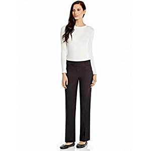 "Leveret Women's Stretchable ""Slight Boot Cut Comfort Pant""Pull On (Size 4-18)"