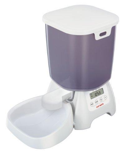 Pet Mate C3000 Dry Food Feeder, 3Kg Capacity by Pet Mate