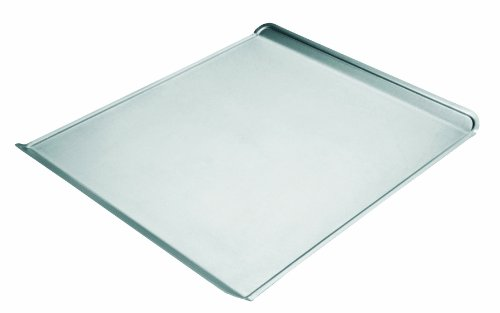 Chicago Metallic Commercial II Traditional Uncoated Large Cookie Sheet, 15-3/4 by 13-3/4-Inch (Cookie Traditional Sheet)