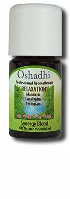 Oshadhi Synergy Blends Relaxation 5 mL