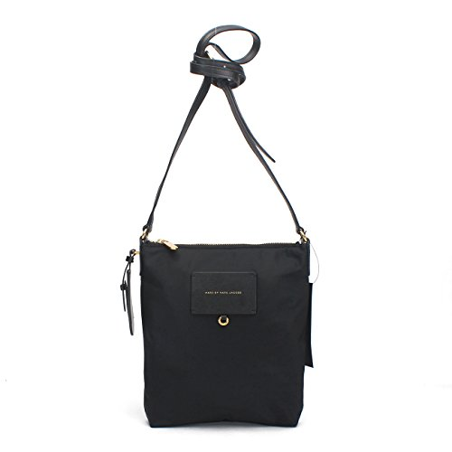 Marc by Marc Jacobs Womens Preppy Legend Sia Bag Black One Size