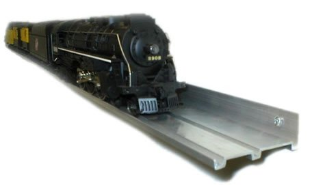 (TRAIN DISPLAY SHELVES/Model Railroad O Scale Display Shelf - Set of 2)