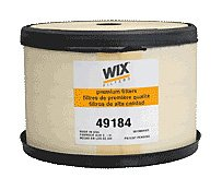 (WIX Filters - 49184 Heavy Duty Corrugated Style Air Filter, Pack of 1)