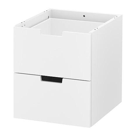 Unbekannt IKEA nordli cajonera con 2 cajones; para kommoden ...