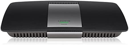 Linksys AC1600 Wi-Fi Wireless Dual-Band Router with Gigabit USB Ports, Smart Wi-Fi App Enabled to Control Your Network from Anywhere, Renewed , EA6400-RM2