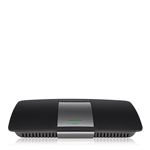 (Linksys AC1600 Wi-Fi Wireless Dual-Band+ Router with Gigabit & USB Ports, Smart Wi-Fi App Enabled to Control Your Network from Anywhere, (Renewed), EA6400-RM2)